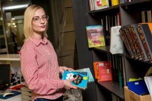 Žurnalistinis eksperimentas: koks perskaitytų knygų likimas?