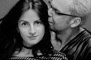 A. Vėberis ir K. Kerbedžio dukterėčia susilaukė vaikelio