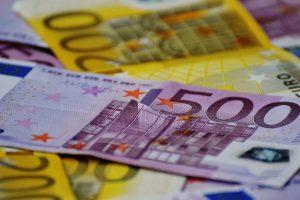 Kauno miesto ir rajono gyventojams pervesta beveik 12,8 mln. eurų