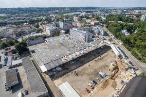 Prie Kauno autobusų stoties – didelės permainos