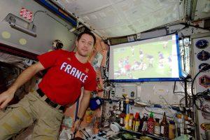 Tarptautinėje kosminėje stotyje aptiktas amoniako nuotėkis