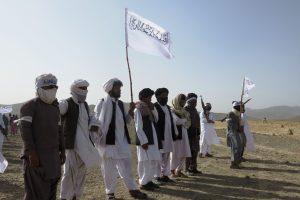 Talibano kovotojai užėmė vieną Afganistano rajoną