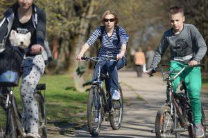 Kauno dviratininkams vėl metamas iššūkis
