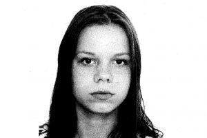 Vilniaus policija ieško dingusios 17-metės
