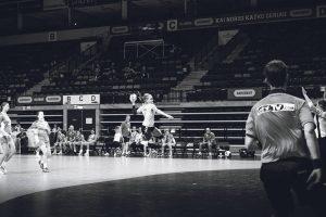 Lietuvos merginų rankinio rinktinė – Europos čempionato finale
