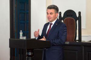 Kremliaus remiama separatistinė Padniestrė išsirinko prezidentą