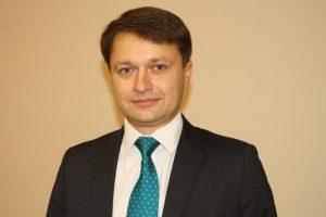 Aplinkos viceministru pradėjo dirbti D. Krinickas