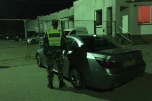 Emigrantas į Lietuvą važiavo vogtu BMW