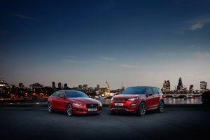 """""""Jaguar Land Rover"""" metai: vėl rekordas"""