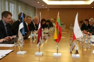 Baltijos šalys ir Lenkija pasirašė deklaraciją dėl išmokų žemdirbiams