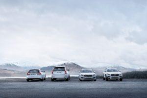 """2016 metais """"Volvo Cars"""" pasiekė naują pardavimų rekordą"""