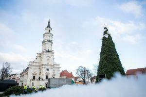 Paaiškėjo, kas diriguos Kauno Kalėdų eglės įžiebimo renginiui