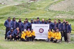 Lietuvis diegė elektrą atokiausiame Himalajų kaime