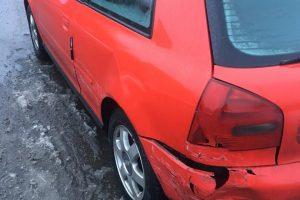 Vilijampolėje paspruko eismo įvykį sukėlęs vairuotojas (ieškomi liudininkai)