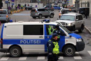 Estijoje išaiškinta stambi ginklų prekeivių grupuotė