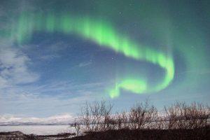 Į Norvegiją plūsta turistai, trokštantys išvysti pašvaistę