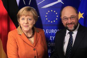 A. Merkel karjeros saulėlydis – jau čia pat?
