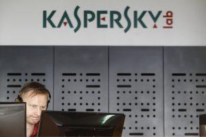 """Rusijoje suimtas vienas iš """"Kaspersky Lab"""" vadovų"""