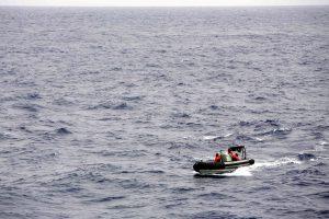 Prie Malaizijos krantų nuskendus laivui rasti šešių žmonių kūnai