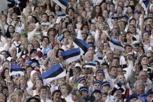 Estijos partija siūlo rengti referendumą dėl tolesnės šalies narystės ES