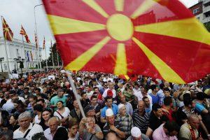Rusija sumokėjo buvusios SSRS skolą Makedonijai