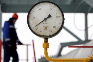 Ž. Vaičiūnas: dujų tranzitas į Kaliningradą nenutrūksta