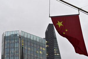 """Spauda: Kinija ketina skirti baudą """"General Motors"""""""
