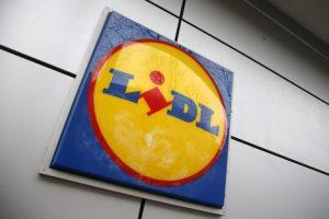 """""""Lidl"""" – tarp nubaustų už neteisėtus susitarimus Vokietijoje"""