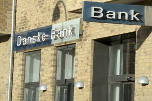 """Per pirmąjį metų ketvirtį """"Danske Bank"""" Lietuvoje uždirbo 3,5 mln. Eur"""