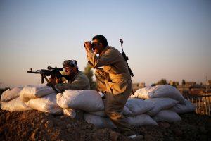 Pentagonas: Irake džihadistai nukovė JAV kariškį