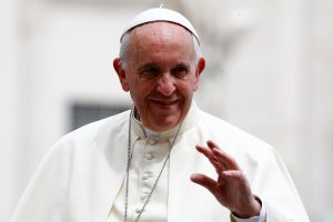 Vatikano pareigūnas: popiežiui labai patinka Kinija