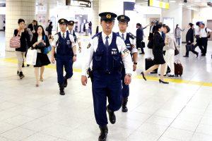 Japonijoje apsimetėliai policininkai pavogė aukso už 5 mln. dolerių