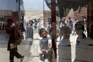 Kabulas tirs vaikų sekso vergiją, kuria naudojamasi atakoms rengti