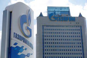 """Teismas: """"Gazprom"""" privalo sumokėti 36 mln. eurų baudą"""