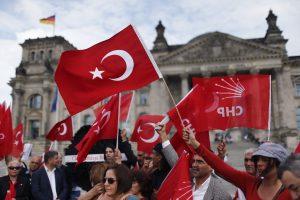 Turkija: Vokietijos rezoliucija dėl armėnų genocido – draugystės išbandymas