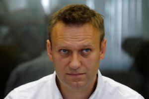 Rusijos saugumo vadovas opozicijos lyderį A. Navalną traukia į teismą