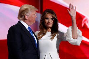 D. Trumpo žmona teismui apskundė dvi žiniasklaidos priemones