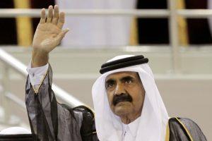 Mirus buvusiam Kataro emyrui šalis paskelbė trijų dienų gedulą