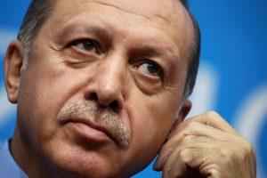 Turkijos prezidentas perspėjo NATO dėl prieglobsčio perversmininkams