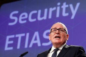 ES planuose – penkių eurų saugumo patikros mokestis keliautojams