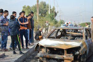 Europolas įspėja dėl improvizuotų sprogmenų automobiliuose