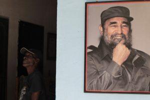 JAV nesiųs oficialios delegacijos į F. Castro laidotuves