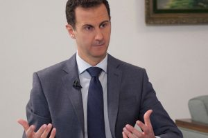 B. al Assadas: ginti Siriją – svarbiau už JT tribunolo grėsmę