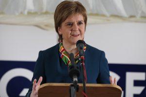 "Škotija po ""Brexit"" tikisi likti ES bendrojoje rinkoje"