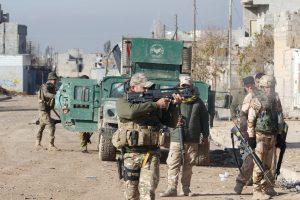Bagdade ginkluoti užpuolikai pagrobė žurnalistę