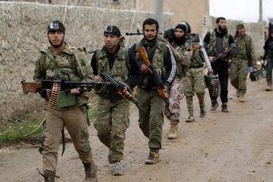 Sirijos sukilėliai dalyvaus taikos derybose Astanoje