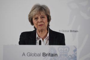 """Britanija ruošiasi """"kietam"""" išstojimui iš ES"""