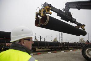 """Lenkija ir toliau pritaria JAV nuogąstavimams dėl """"Nord Stream 2"""""""