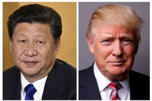 Kinijos prezidentas Floridoje susitiks su D. Trumpu
