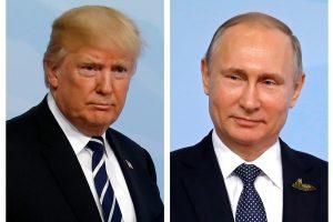 JAV ir Rusijos santykiai: nei karšto romano, nei didesnio konflikto